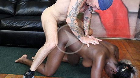 Laydee Passion Pounded Hard Doggystyle